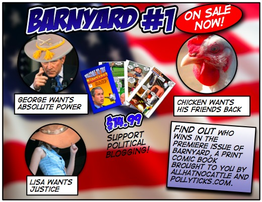 Click here to get your copy of BARNYARD!